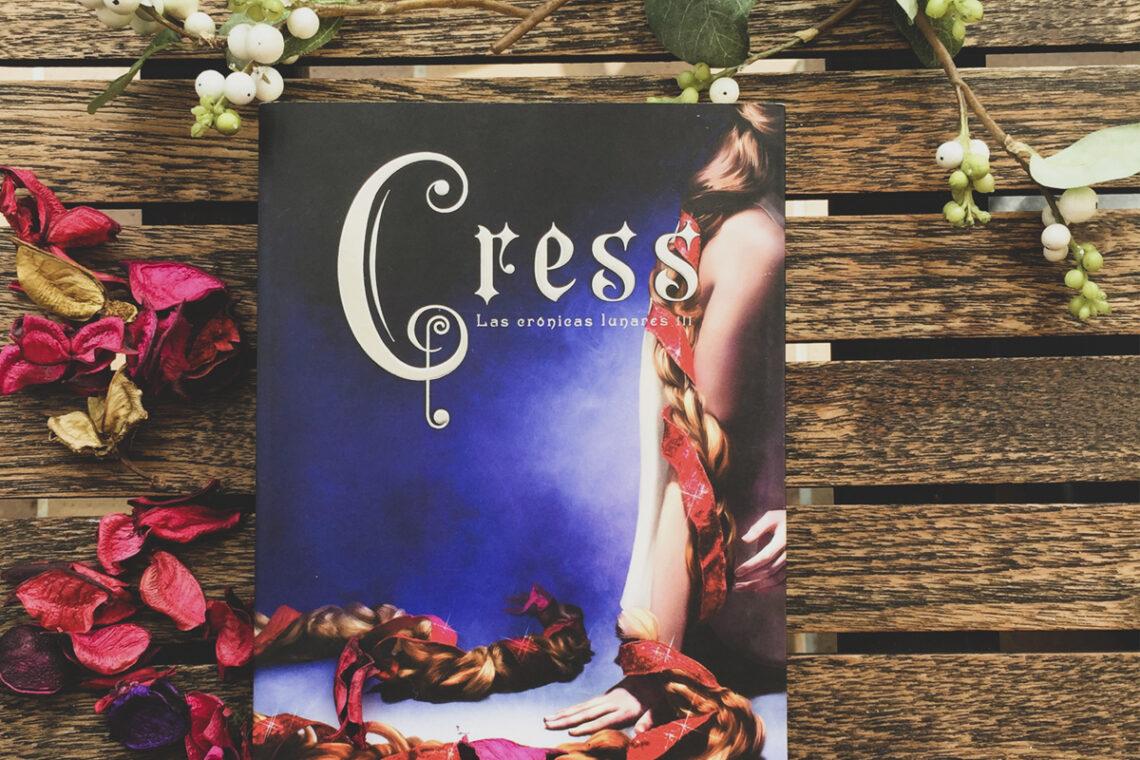 Cress-marissa-meyer-reseña