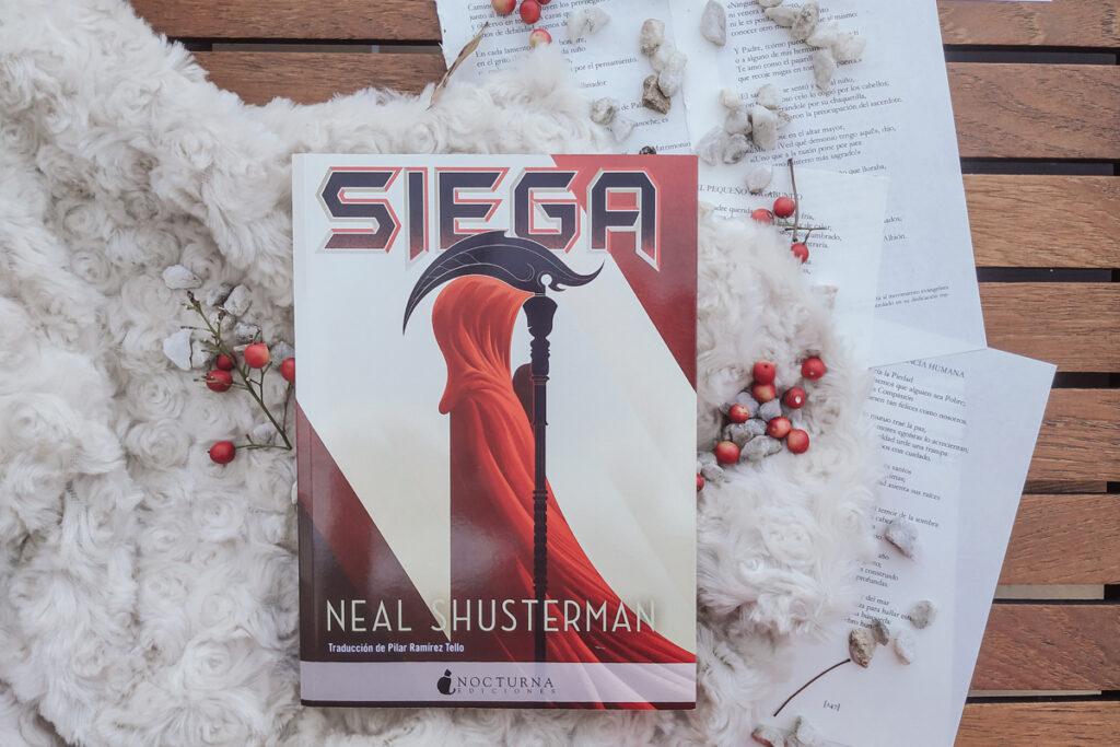 Siega-neal-shusterman-reseña